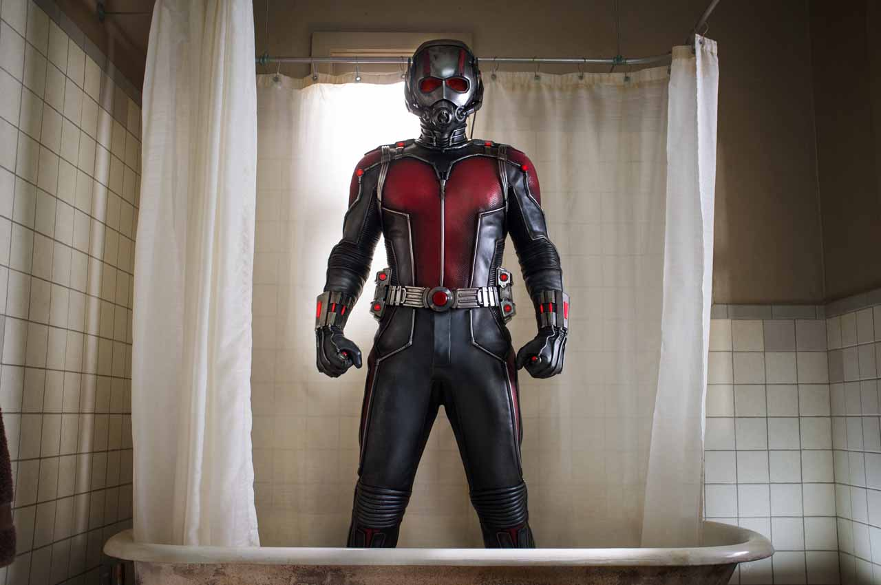 ant man review a film that transcends all puns - Bathroom Puns