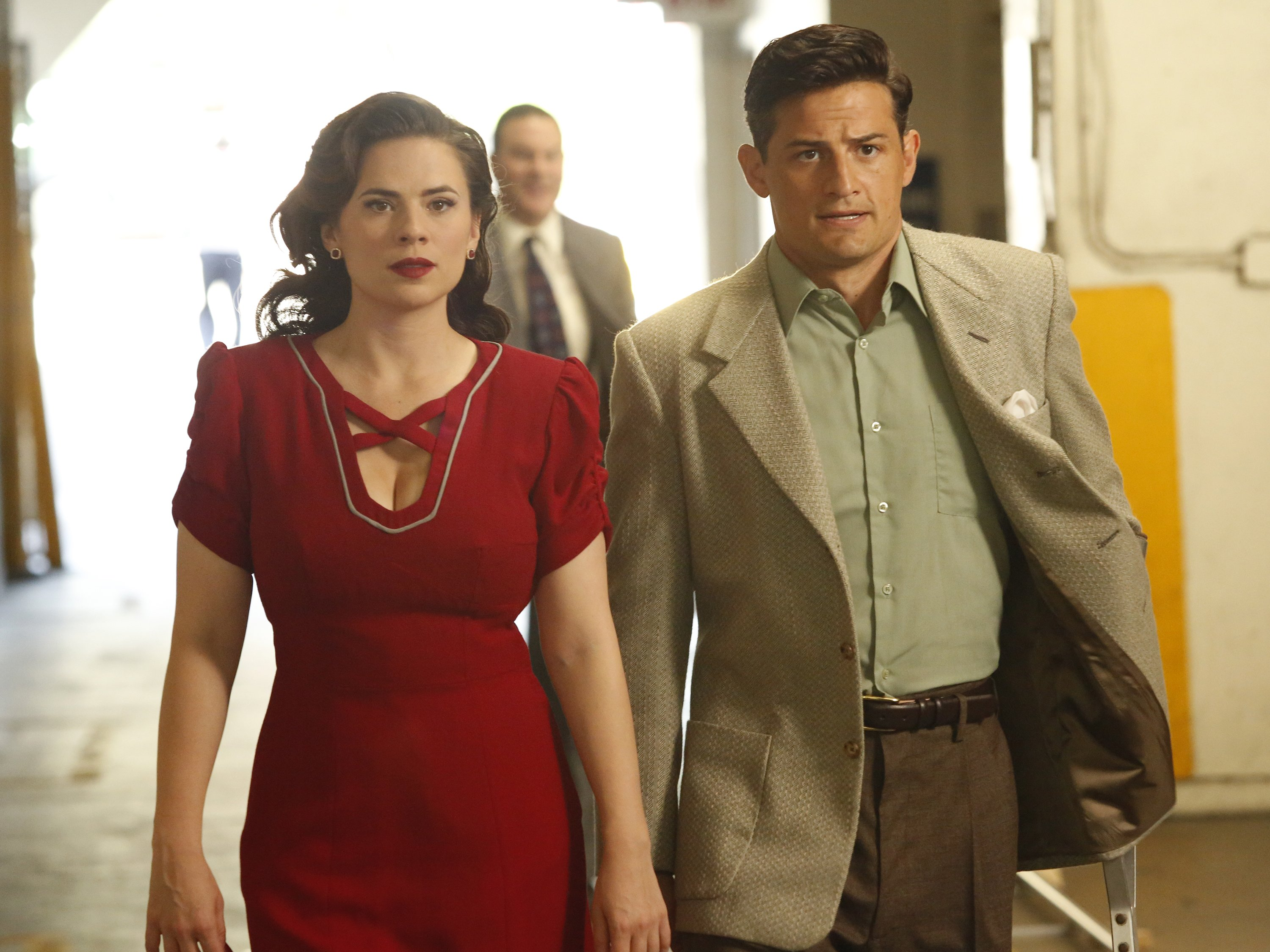 marvel s agent carter recap   the lady in the lake