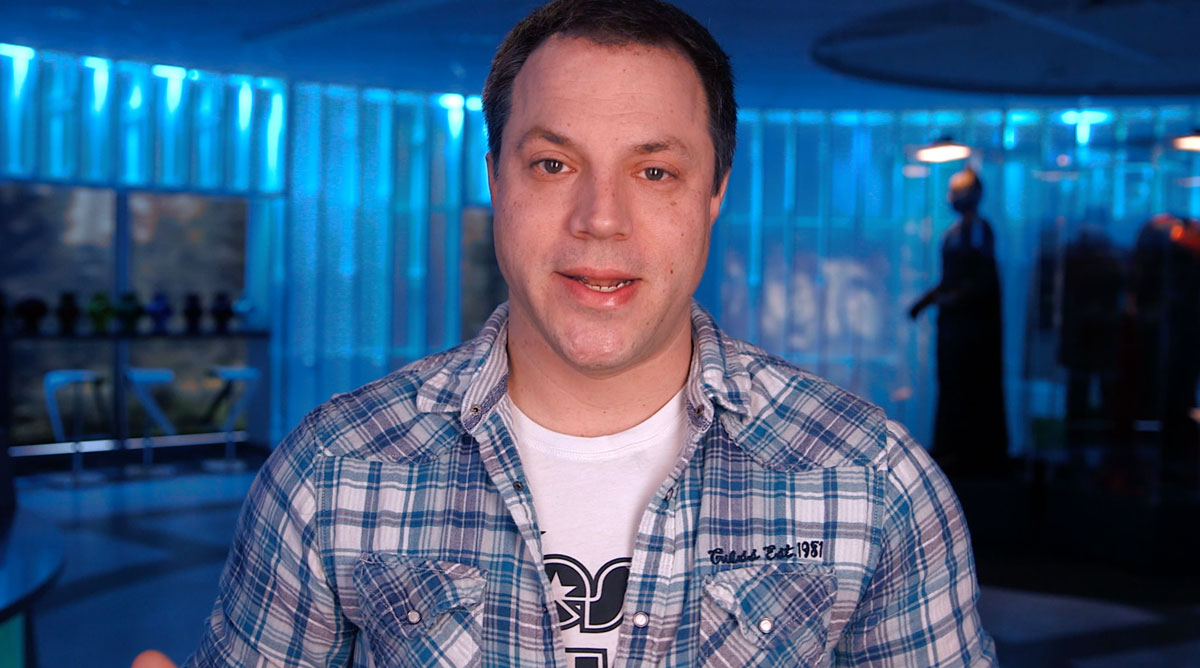 Geoff Johns (Person) - Comic Vine
