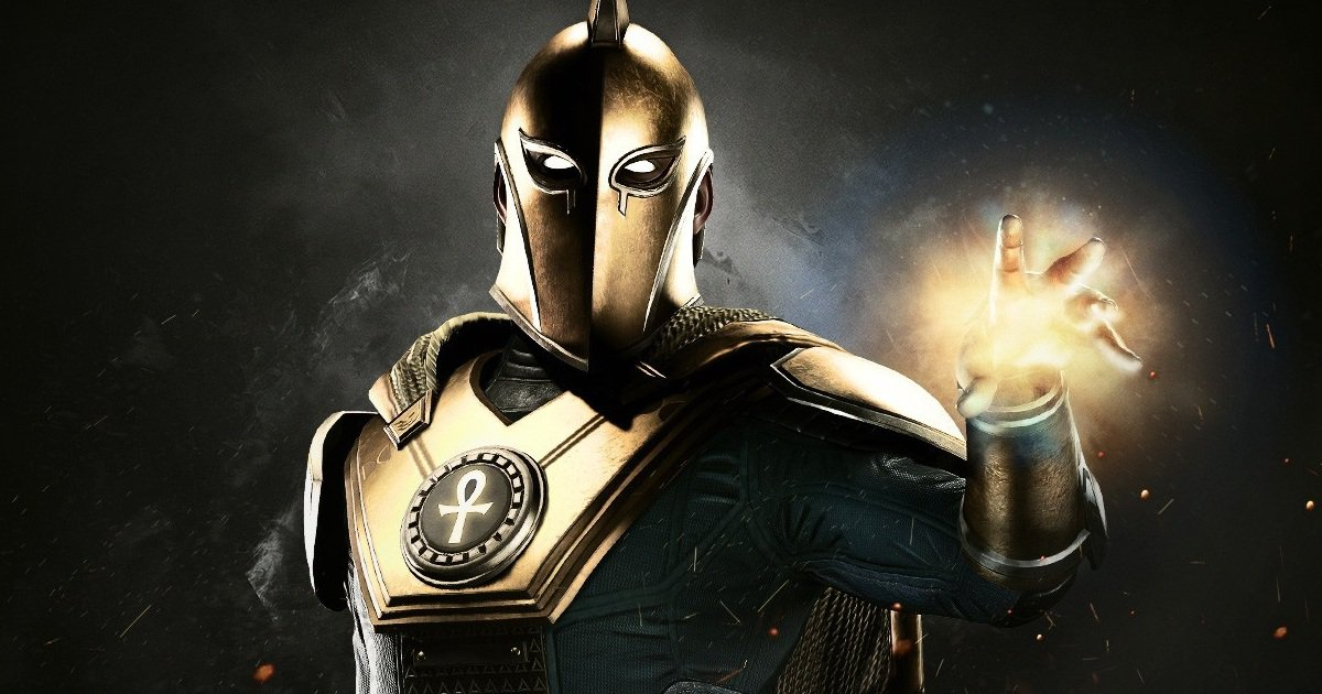 Image result for Doctor Fate injustice