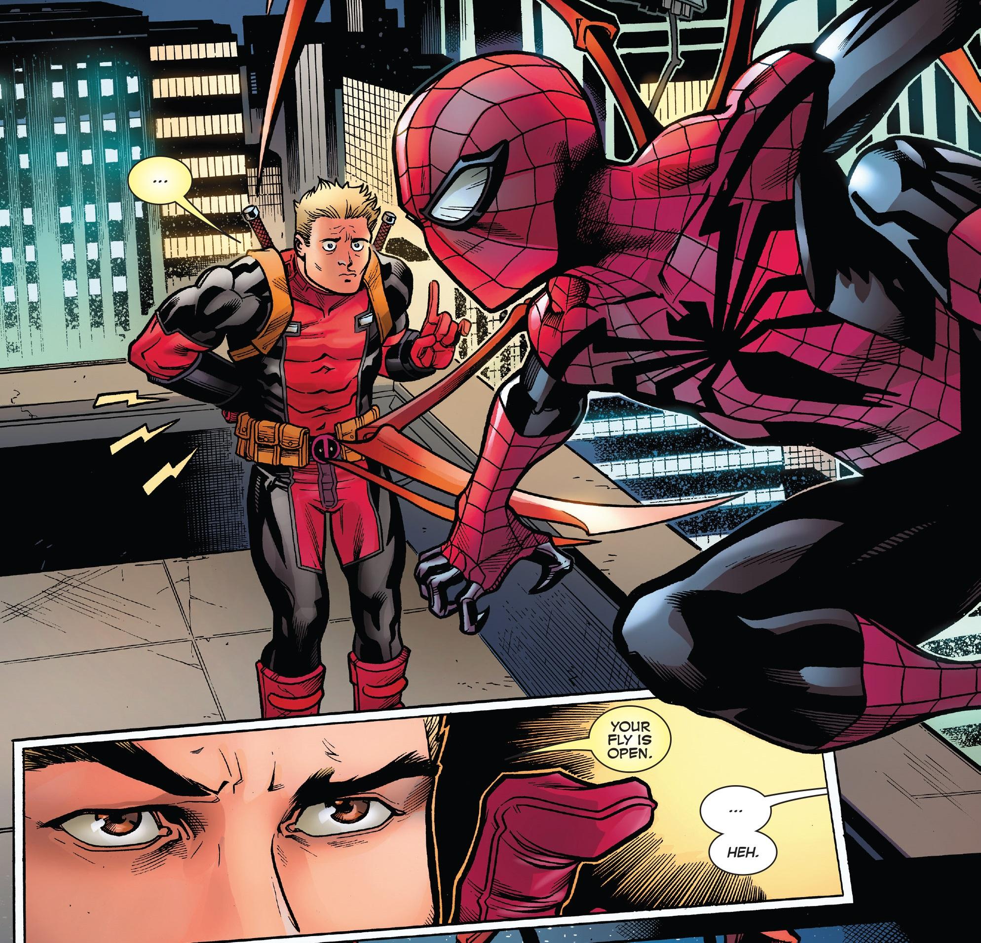 Deadpool And Spider Man 1: Stillanerd Reviews: Spider-Man/Deadpool #17 Review