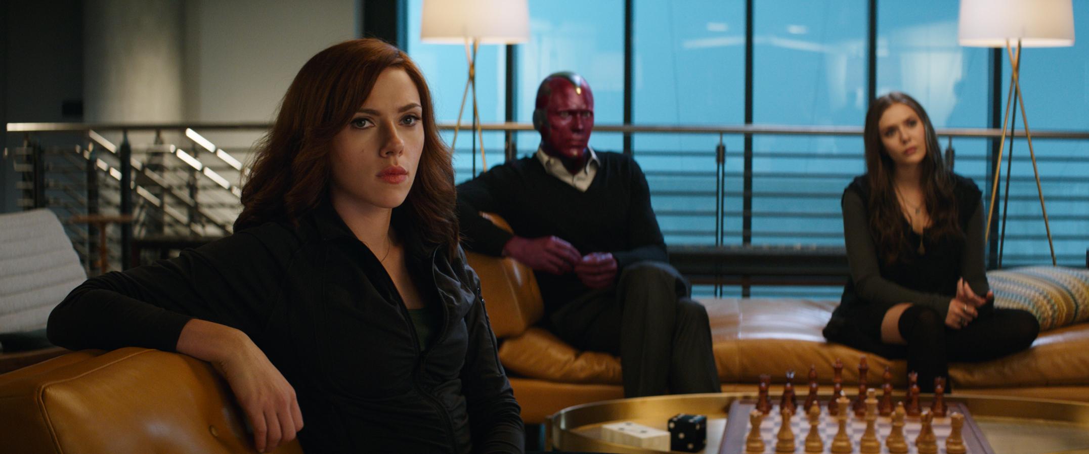 After Avengers: Endgame, Scarlett Johansson hopes to get