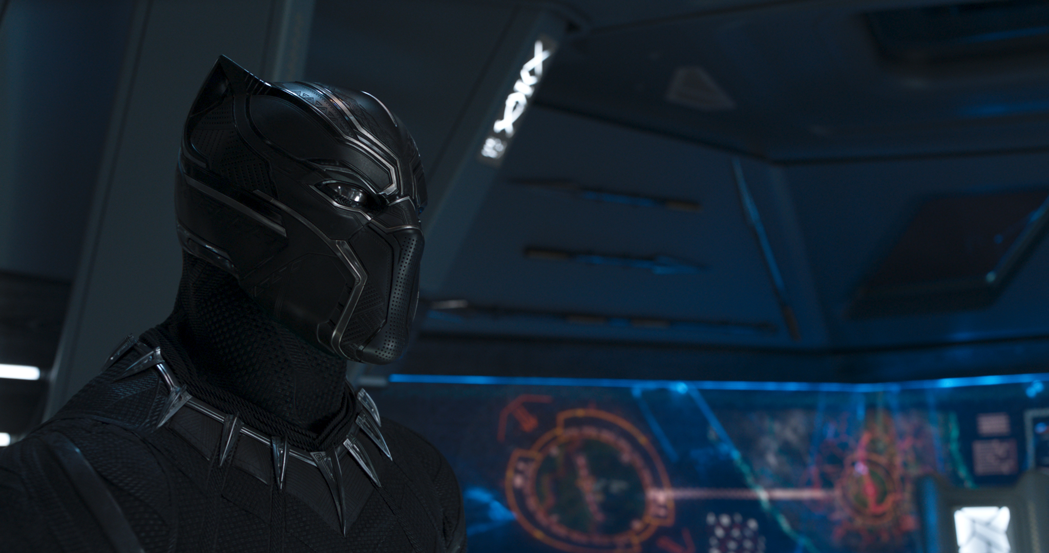 Black Panther is one of the films being added to Disney Plus in March