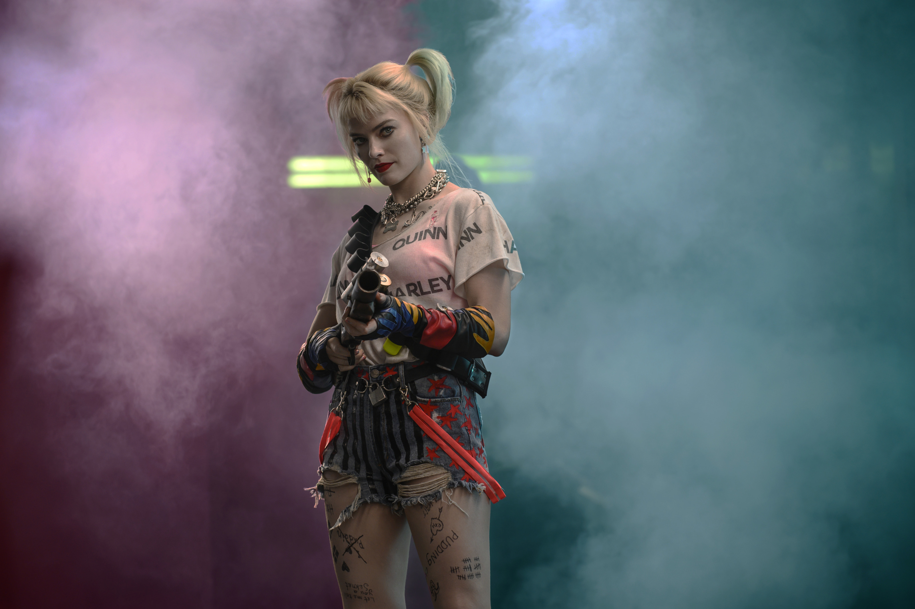 Birds Of Prey Review An Emancipation For Comic Book Adaptations