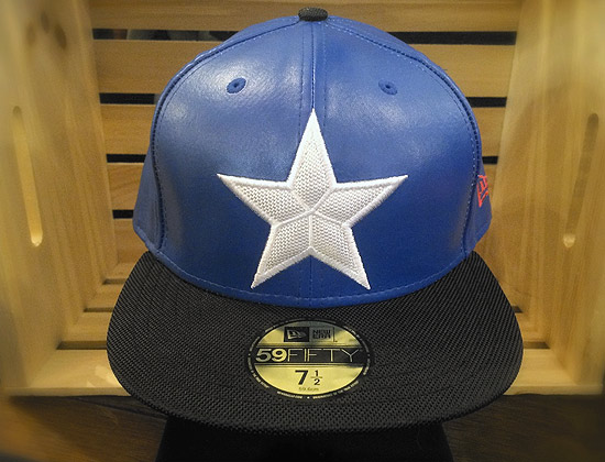 91efc75a3 New Era Readies Fitted Caps For Captain America: The Winter Soldier