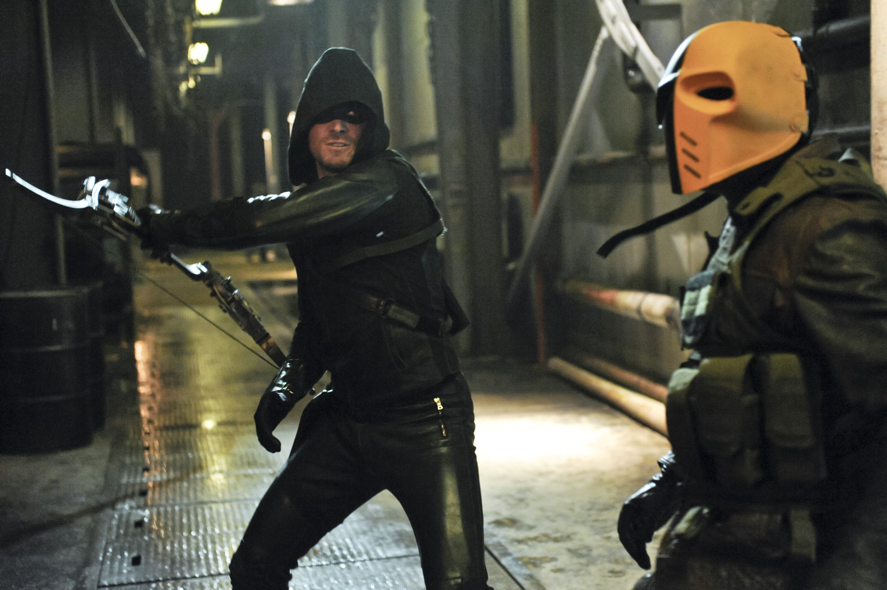 catching up with arrow season 2 recap