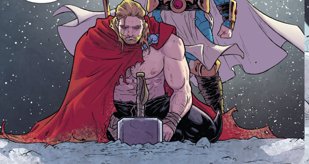 a thor fan s opinion on the new female thor