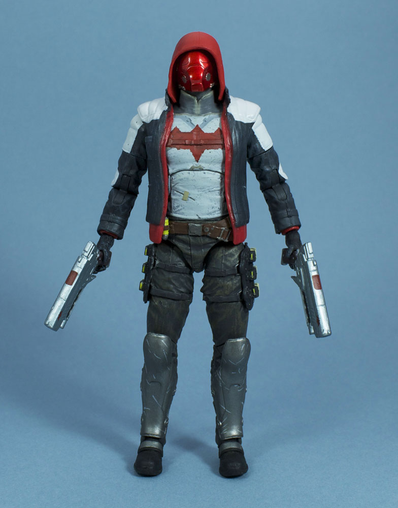 Review Dc Collectibles Arkham Knight Red Hood Figure