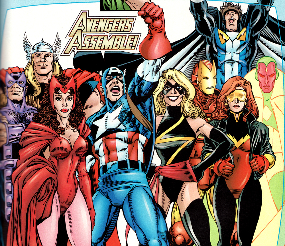 Know Your Avengers: When Every Marvel Hero First Joined