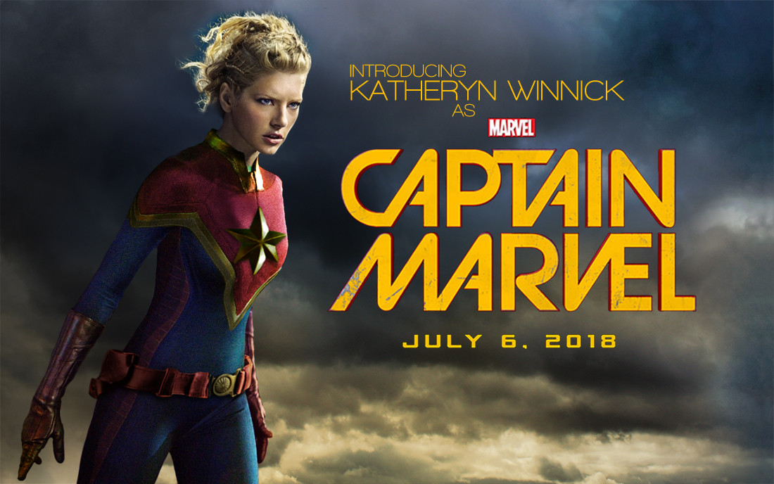 7 Actresses To Consider For The Captain Marvel Movie