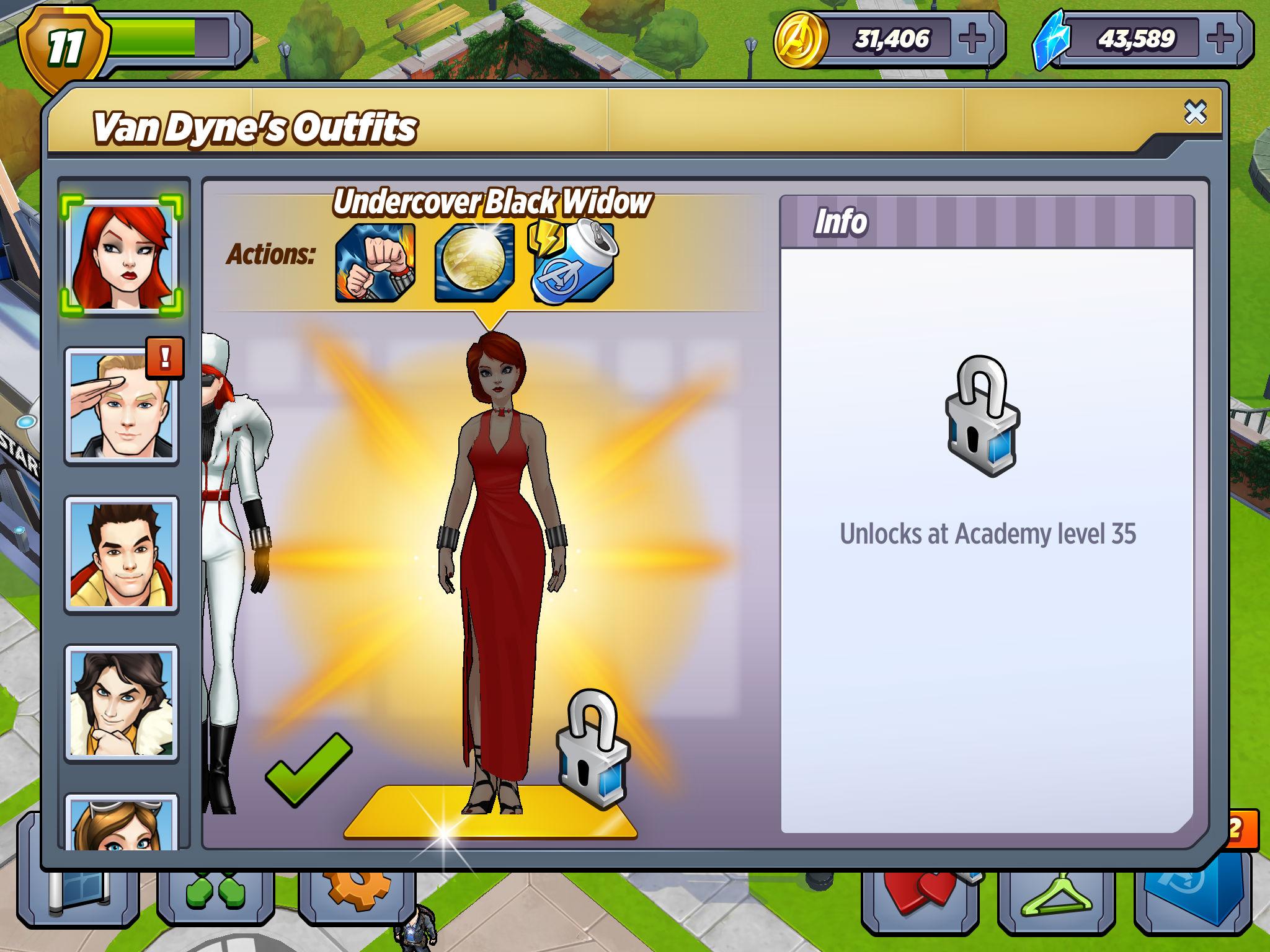 from Alfredo marvel avengers academy dating