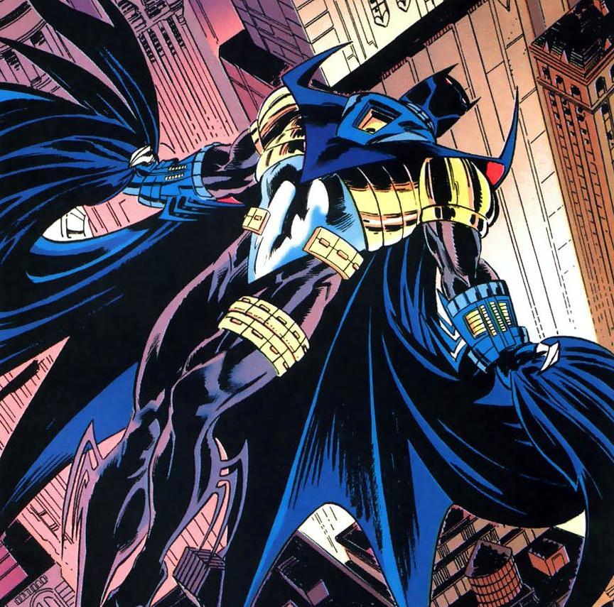 Batman Azrael