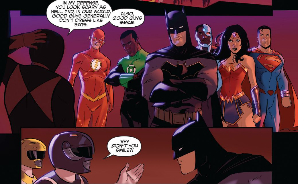Justice league hentai gallery