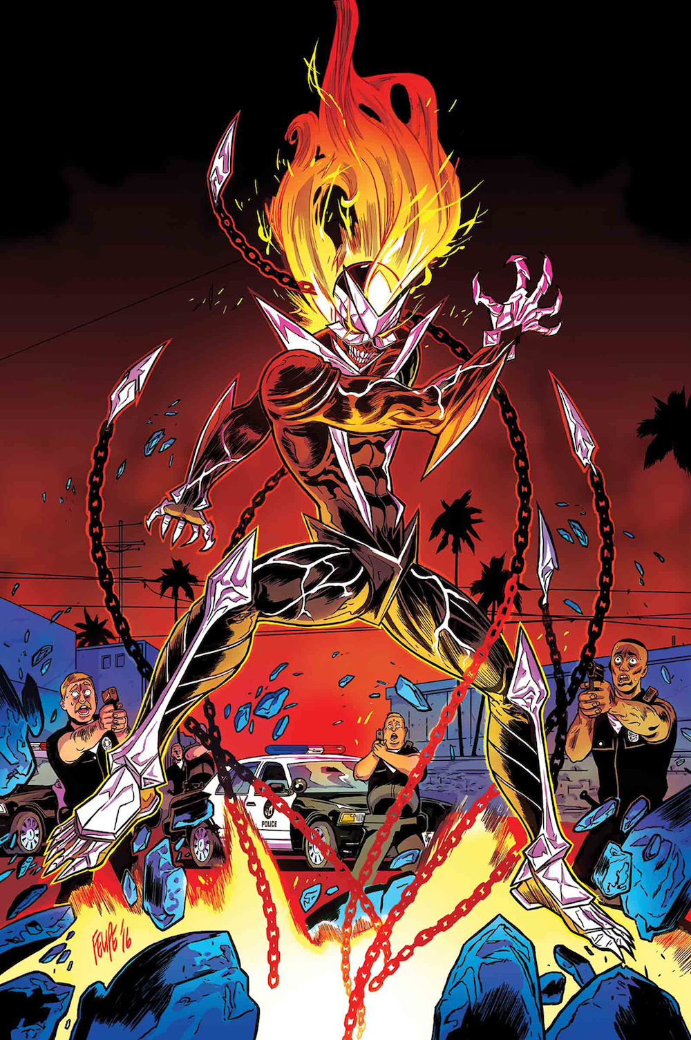 Ghost Rider: Marvel Co...
