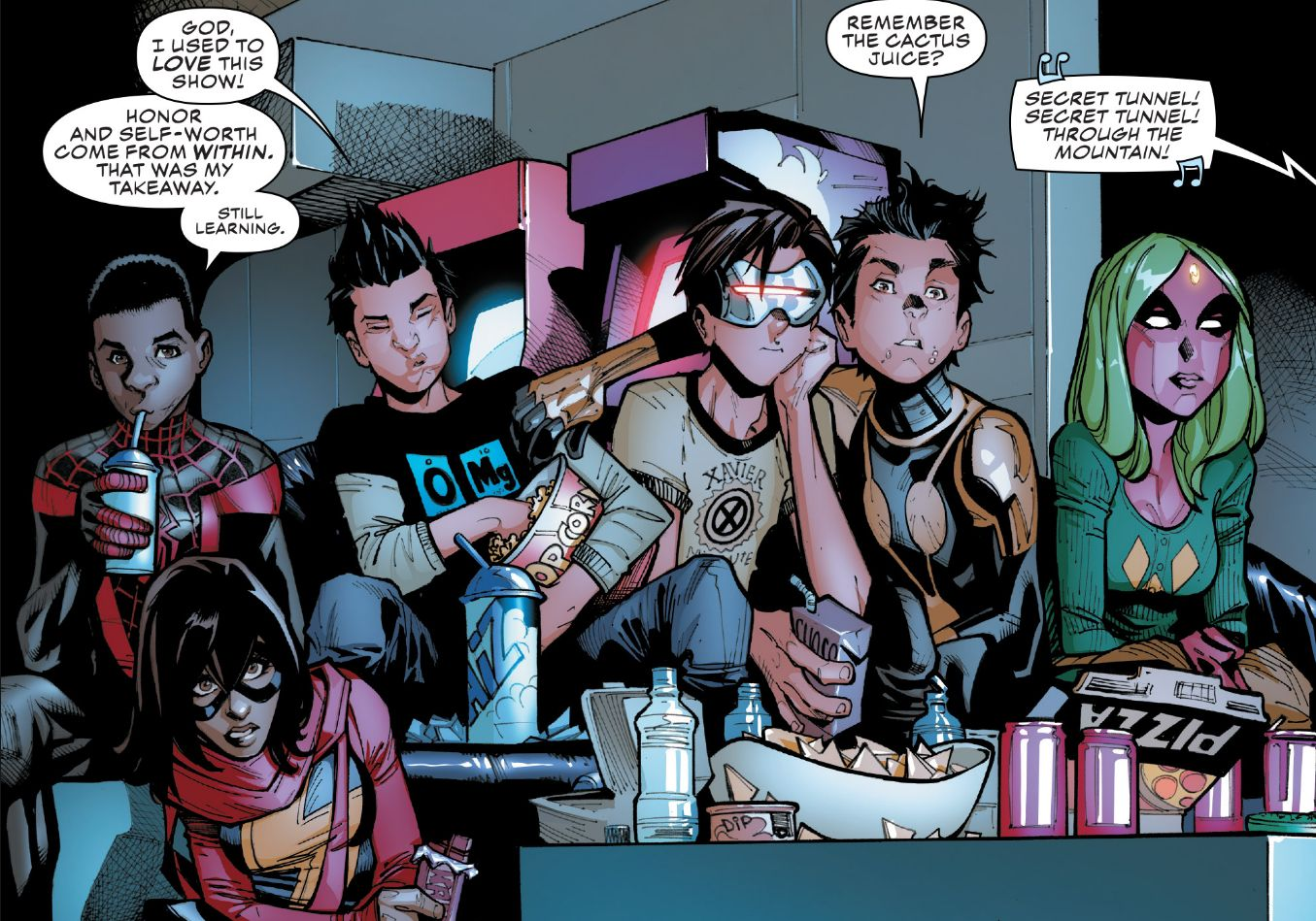 Image result for the champions marvel