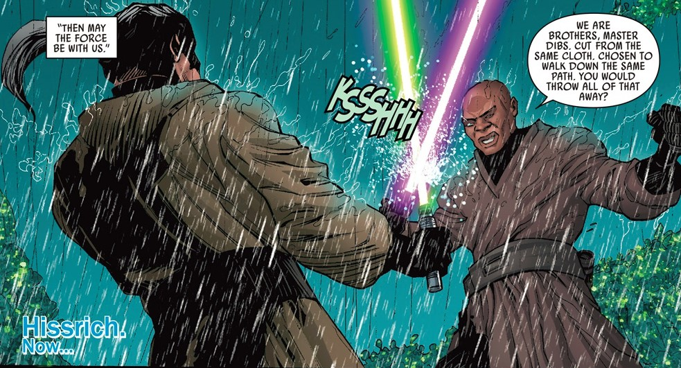 Rey & Rose Star On Marvel's Star Wars Galactic Icon Variant Covers