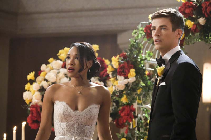 The Flash 2 Options For Mystery From Crisis On Earth X Wedding