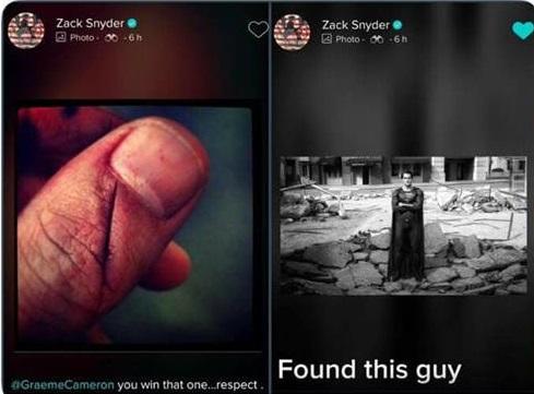 Zack Snyder Confirms Symbolism of Justice League's Superman Deleted Scene