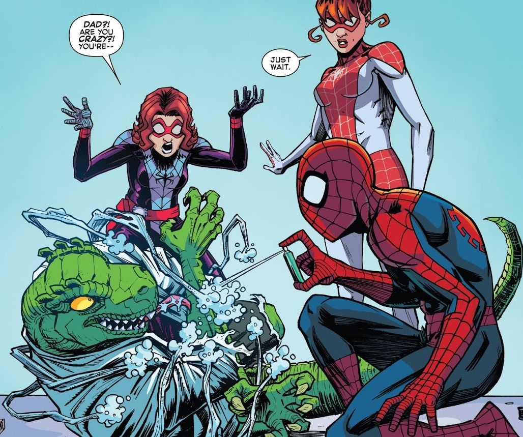 Spiderlings Marvel