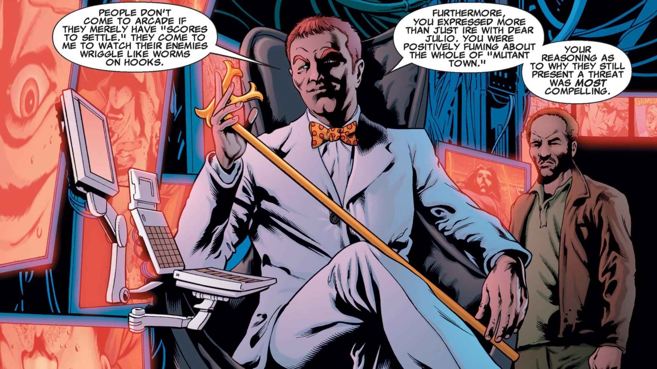 Nicholas Cage Would Play Joker or Doctor Doom