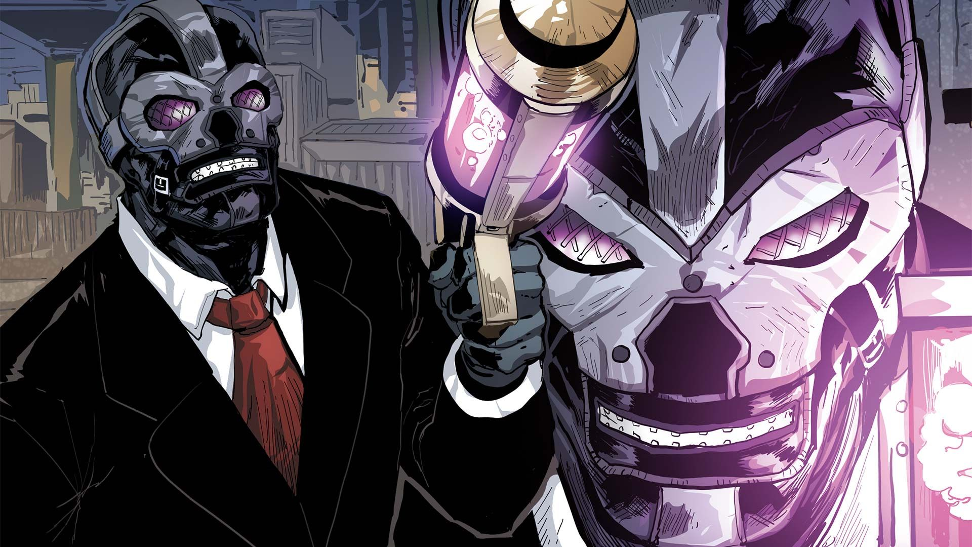 Batman Villains That Could Potentially Appear In Birds Of Prey Avengers Mask 9