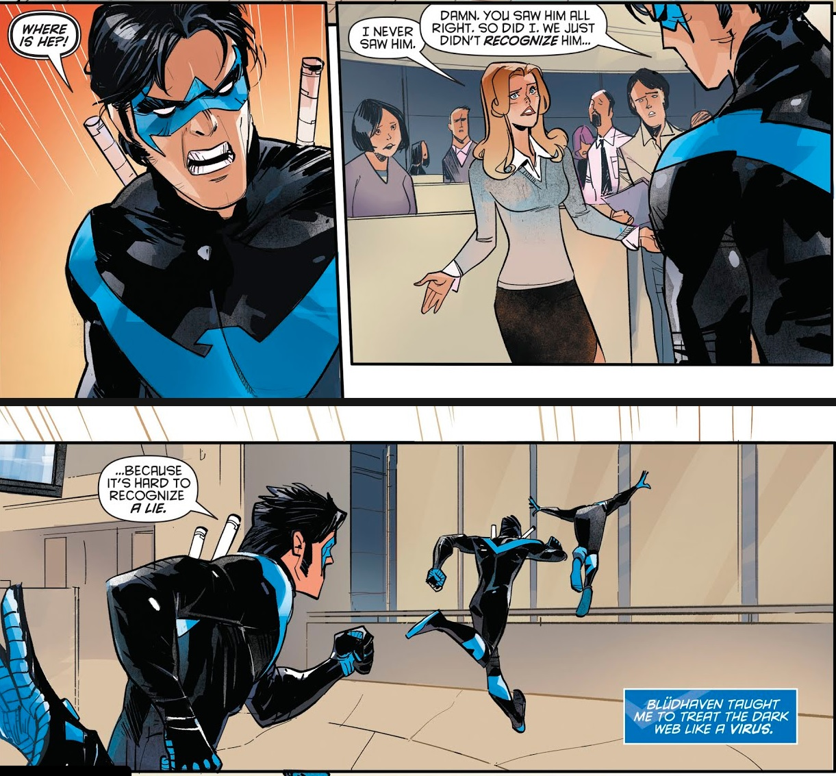 Nightwing Annual #1 review: 'Deadline' is dead on arrival