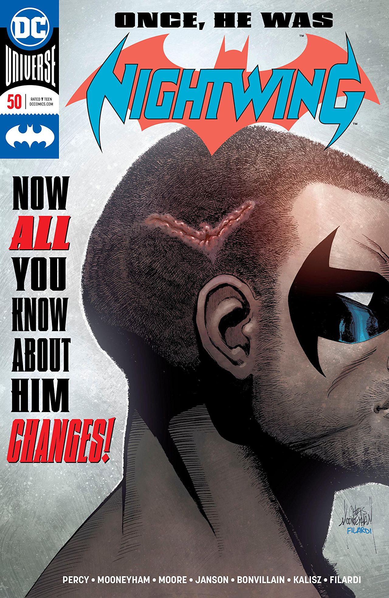 Nightwing #50 review: A new look and a new story
