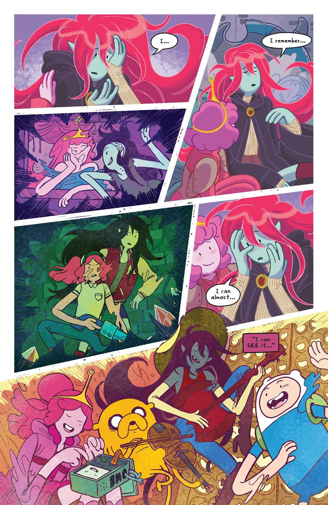 1f17ed131ae49a Adventure Time Season 11 art by Marina Julia and Meg Casey (Credit Cartoon  Network)