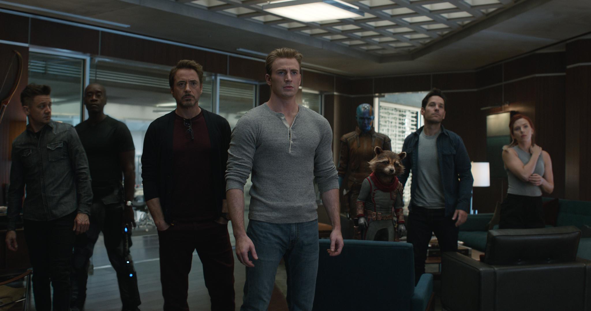 Avengers: Endgame Box Office Lower Than Expected