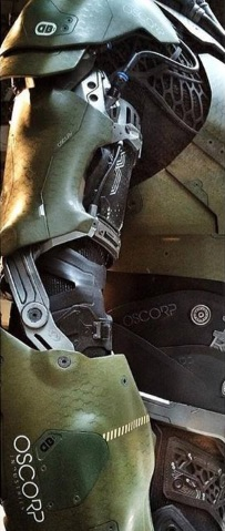 Another close look at Green Goblin's armour in Amazing ...