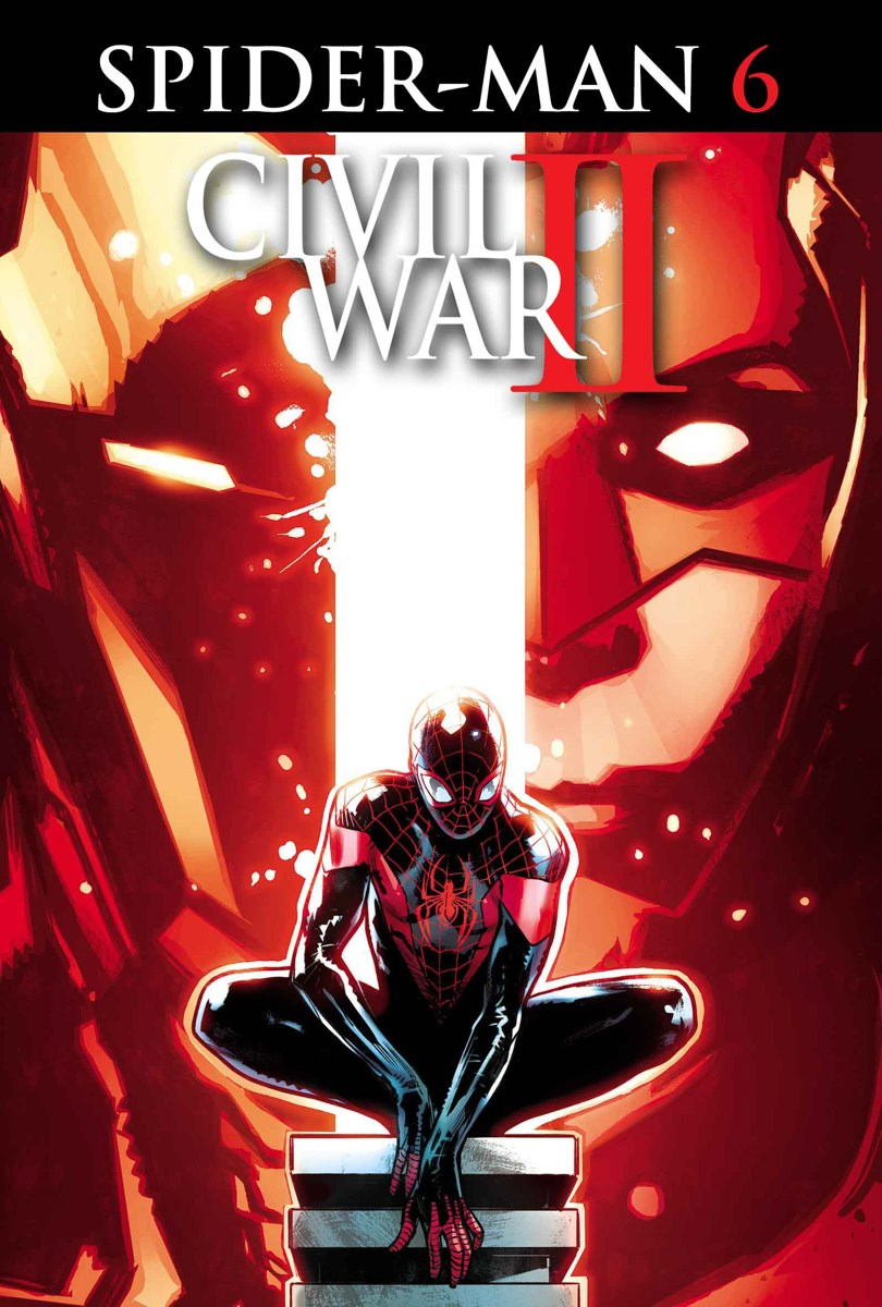 spider man comics sales for july 2016