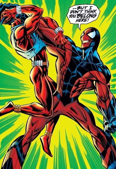 spider man clone ben reilly is back as the scarlet spider