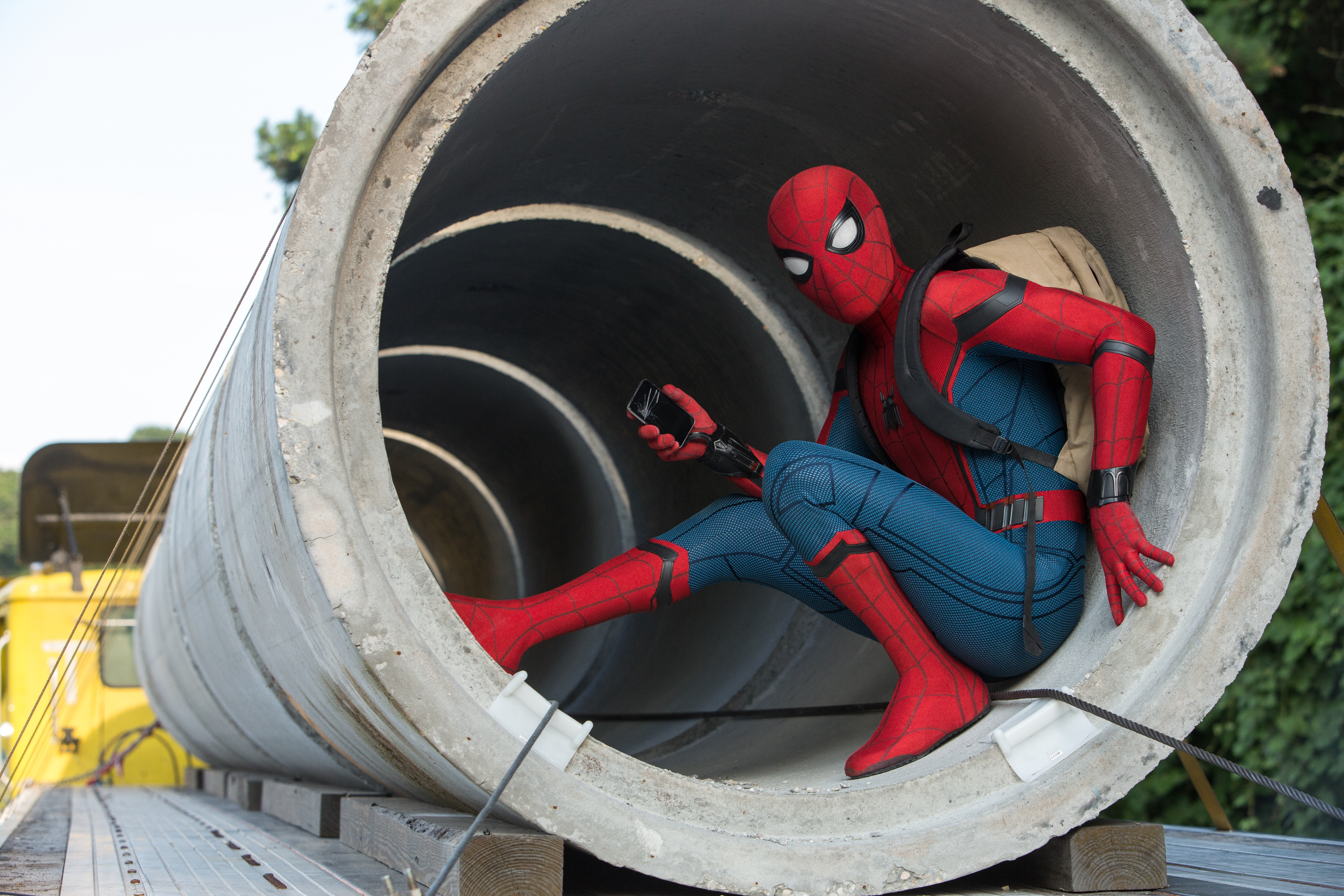 Spider-Man: Homecoming 2 to begin filming in May
